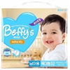 Beffy's extra dry д/мальчиков XL более 13кг/32шт, купить за 999руб.