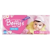 Подгузник Beffy's extra dry д/девочек L 9-14кг/38шт, купить за 999руб.