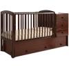 Детская кроватка Гандылян Тереза (маятник), махагон, купить за 16 789руб.