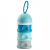 Контейнер для продуктов Beaba Stacked formula milk container Голубой, купить за 510руб.