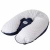 Товар для детей Подушка для кормления Candide 3 в 1 Multirelax Jersey Cotton Темно синий белый, купить за 6 080руб.