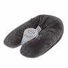 Товар для детей Подушка для кормления Candide 3 в 1 Multirelax Soft Boa Серый, купить за 4 800руб.