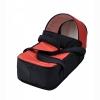 Товар Лео люлька-переноска для коляски Виктория Темно-синий/Красный, купить за 1 780руб.