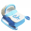 Товар для детей Лео люлька-переноска для коляски Веселые зверята Дельфинчик, купить за 2 380руб.
