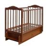 Детскую кроватку SKV company Березка 12600, орех, купить за 6470руб.