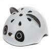 Шлем роликовый Rexco 3D Панда, черный, купить за 1 200руб.