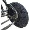 Аксессуар к коляске Чехлы BamBola для колес, купить за 520руб.
