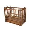 Детскую кроватку Счастливый малыш Дюймовочка Светлый орех, купить за 5770руб.
