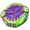 Тюбинг Small Rider Cosmic Zoo UFO Зелёный динозаврик, купить за 2 490руб.