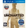 Игра для PS4 Uncharted: Натан Дрейк. Коллекция, купить за 2 899руб.