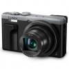 Цифровой фотоаппарат Panasonic Lumix DMC-ZS60, серебристый, купить за 35 945руб.