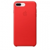 Чехол iphone Apple iPhone 7 Plus (MMYK2ZM/A), красный, купить за 3540руб.