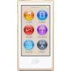 Аудиоплеер Apple iPod Nano 16GB, Gold (MKMX2RU/A), купить за 12 550руб.