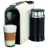Кофемашина Krups XN 2601 Nespresso U & Milk, бело-чёрная, купить за 13 890руб.