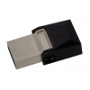 Usb-флешка Kingston 32Gb DTDUO OTG (USB 3.0/microUSB), купить за 1 205 руб.