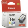 Картридж Canon CL-446XL, купить за 1 765руб.