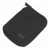 Корпус для внешнего жесткого диска Чехол WD WDBABK0000NBK-ERSN для HDD, черный неопрен, купить за 220руб.