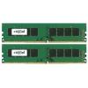Модуль памяти Crucial DDR4 CT2K4G4DFS8213, купить за 3 870руб.