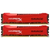 Модуль памяти Kingston HyperX Savage 2x8Gb DDR3 CL11 2133 МГц, купить за 10 830 руб.