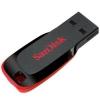 Usb-������ SanDisk CZ50 Cruzer Blade 4 Gb, ������ �� 445���.