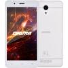 Смартфон Digma Vox S504 3G  1/8Gb, белый, купить за 3 485руб.