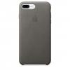 Чехол iphone Apple iPhone 7 Plus (MMYE2ZM/A), темно-серый, купить за 3650руб.