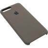 Чехол iphone Apple iPhone 7 Plus (MMT12ZM/A), коричневый, купить за 2840руб.