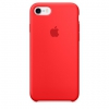 Чехол iphone Apple iPhone 7 (MMWN2ZM/A), красный, купить за 2 565руб.
