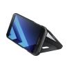 Чехол для смартфона Samsung для Samsung Galaxy A7 (2017) S View Standing Cover, черный, купить за 3415руб.