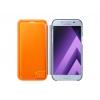 Чехол для смартфона Samsung для Samsung Galaxy A7 (2017) Neon Flip Cover, синий, купить за 2025руб.