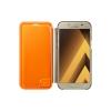 Samsung для Samsung Galaxy A5 (2017) Neon Flip Cover, золотистый, купить за 1 575руб.