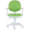 Компьютерное кресло Бюрократ CH-W356AXSN/15-118 зелёный/белый, купить за 4 390руб.