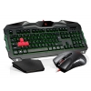 A4-Tech Bloody Q2100 (клавиатура Q210 и мышь Q9) USB, PS/2, чёрные, купить за 2 390руб.