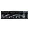 Клавиатура Oklick 180M USB, мембранная, чёрная, купить за 590руб.