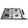 Варочная поверхность Indesit PAAI 642 IX/I EE (нержавеющая сталь), купить за 9 395руб.