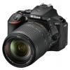 Цифровой фотоаппарат Nikon D5600 Kit (AF-S 18-140 VR), зеркальный, купить за 67 555руб.