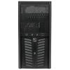 Корпус MAXcase PN512P (без БП), черный, купить за 1 115руб.