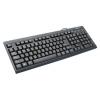 Gembird KB-8300U-BL-R USB black, купить за 630руб.