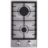 Варочная поверхность Vestel VDG 30S2GC, серебристая, купить за 7 990руб.