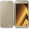 Чехол для смартфона Samsung Galaxy A5 (2017) Clear View Cover, золотистый, купить за 2 290руб.