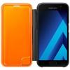 Чехол для смартфона Samsung Galaxy A3 (2017) Neon Flip Cover, черный, купить за 1545руб.