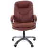 Компьютерное кресло Chairman 668 экопремиум коричневое, купить за 10 070руб.