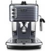 Кофеварка Delonghi ECZ 351 GY Scultura, серая, купить за 15 630руб.