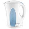Электрочайник Sinbo SK-7347, белый/синий, купить за 1 020руб.
