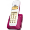 Радиотелефон Gigaset A130, бордовый, купить за 1 310руб.