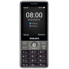 Сотовый телефон Philips Xenium E570, серый, купить за 5 465руб.