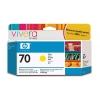 Картридж для принтера HP C9454A, желтый (№70), купить за 8630руб.