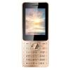 Сотовый телефон Vertex D508, золотистый, купить за 1 855руб.
