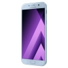 Смартфон Samsung Galaxy A7 (2017) SM-A720F, голубой, купить за 24 600руб.