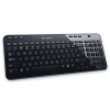 Logitech Wireless K360 Black USB, купить за 2 030 руб.